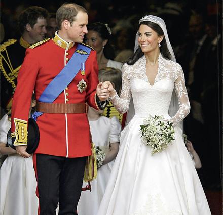 Prinz Williams Ehefrau Catherine - Jetzt ist sie die neue Prinzessin ...