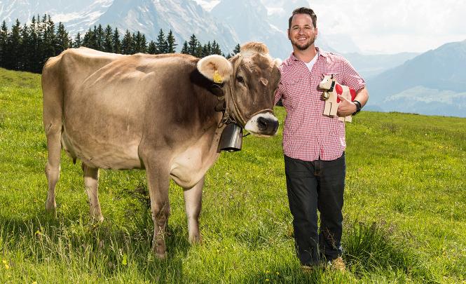 Bildergebnis für kühe vom trauffer