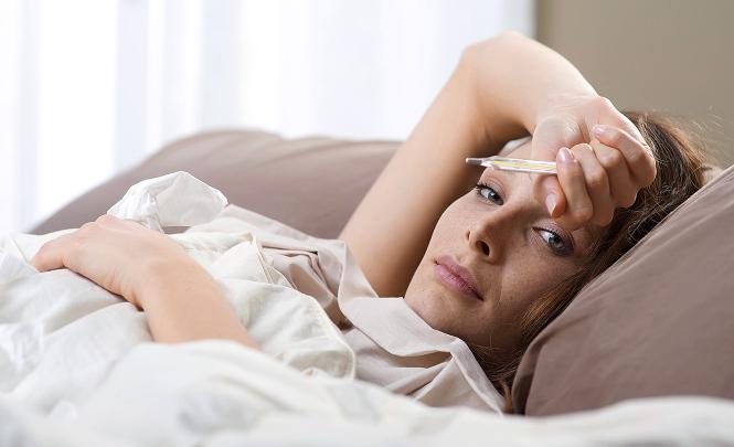 Grippe Oder Erkaltung Auf Jeden Fall Ruhe Gluckspost