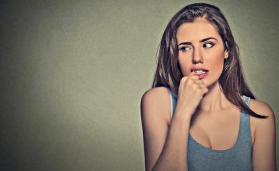 Borderline-Patienten leiden unter extrem starken inneren Spannungen, die zu  Selbstverletzungen führen.
