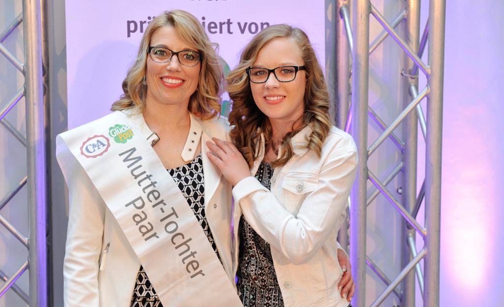 Mit Erna Beglinger (l.) und Delia Brunner gewannen erstmals zwei Brillenträgerinnen den beliebten Wettbewerb.
