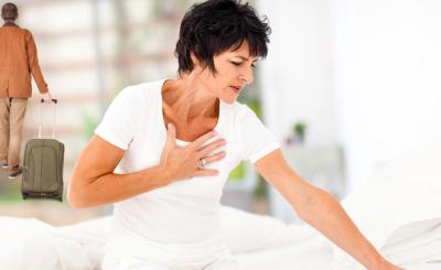 Zu viele Emotionen für das Herz: Das kann ein «Gebrochenes-HerzSyndrom» auslösen.