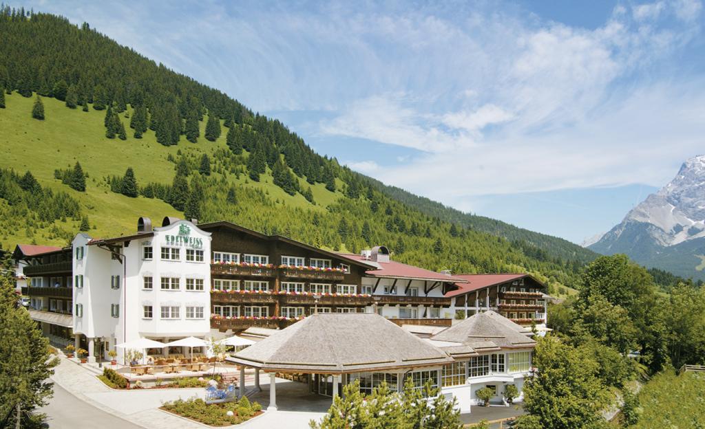 Hotel-Edelweiss-in-Lermoos