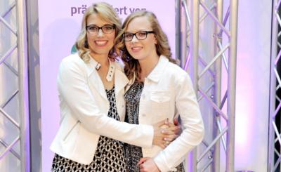 Erna (l.) und Delia Beglinger sind unsere aktuellen Titelträgerinnen.