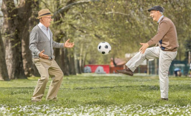 Spass und Vitalität dürfen sein: Lassen Sie sich nicht einreden, Sie seien zu alt dafür!