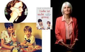 Sue Klebold hat die grösste Tragödie in ihrem Leben in einem Buch verarbeitet. Links oben: Dieses Foto von Dylan entstand kurze Zeit vor der grauenhaften Tat. Unten: Dylan war ein ganz normaler Junge, spielte gerne mit seiner Mama.