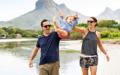 Sonne, Strand, Meer, aber auch Kultur: Während fünf Wochen erkundeten Kiki Maeder, Ehemann Mark Strähl und Tochter Ava Mauritius, das östlich von Madagaskar im Indischen Ozean liegt.